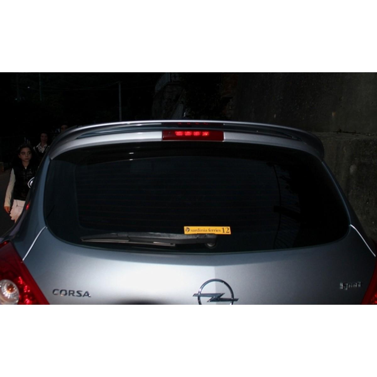 Spoiler Opel Corsa d 3 Porte Spoiler Alettone Opel Corsa d