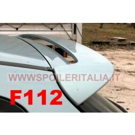 SPOILER ALETTONE  PEUGEOT 206  CON PRIMER  F112P E