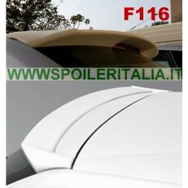 SPOILER ALETTONE AUDI A3 NO SPORT BACK GREZZO F116GKE CON COLLANTE