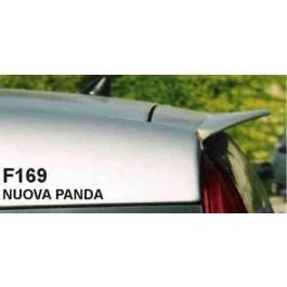 SPOILER ALETTONE FIAT  PANDA FINO 2012 CON PRIMER F169PKE CON COLLANTE BETALINK