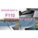 SPOILER ALETTONE POSTERIORE GOLF 4  F110G E  GREZZO