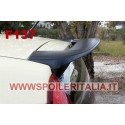 SPOILER ALETTONE FIAT PANDA FINO 2012 GREZZO  F137G E