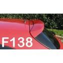 SPOILER ALETTONE   OPEL ASTRA GTC 3 PORTE    GREZZO F138GKE