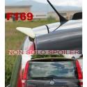 SPOILER ALETTONE FIAT  PANDA FINO 2012 GREZZO F169G E