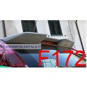 SPOILER ALETTONE FIAT GRANDE  PUNTO E  EVO  ABARTH  LOOK  CON PRIMER 3 5 PORTE  F172P E