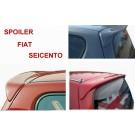 SPOILER ALETTONE FIAT SEICENTO CON PRIMER   F089P E