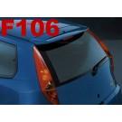 SPOILER ALETTONE  FIAT PUNTO 3 P0RTE CON PRIMER F106P E
