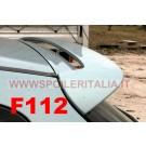 SPOILER ALETTONE  PEUGEOT 206   GREZZO F112G E