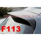SPOILER ALETTONE ALFA 147 GREZZO CON COLLANTE F113GKE