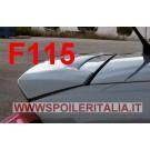 SPOILER ALETTONE FIAT GRANDE  PUNTO  CON PRIMER  3 5 PORTE  F115P E