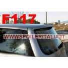 SPOILER ALETTONE   LANCIA  Y  FINO  2003 CON PRIMER F117P E