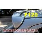 SPOILER ALETTONE  PEUGEOT 206  CON PRIMER  F120P E