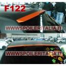 SPOILER ALETTONE FIAT STILO GREZZO  3 PORTE F122GKE CON COLLANTE BETALINK