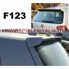 SPOILER ALETTONE POSTERIORE GOLF 4  F123P E  CON PRIMER