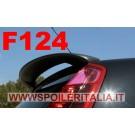 SPOILER ALETTONE FIAT GRANDE  PUNTO  CON PRIMER  3 5 PORTE  F124P E