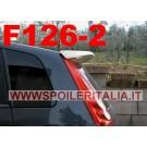 SPOILER ALETTONE  ST LOOK  FORD  FIESTA 6 5 PORTE   CON  PRIMER  F126-2PE