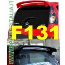 SPOILER ALETTONE  PEUGEOT 107  CON PRIMER  F131P EP