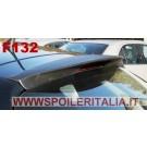 SPOILER ALETTONE FIAT  NUOVA BRAVO  CON PRIMER  F132PKE CON COLLANTE BETALINK
