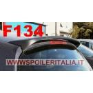 SPOILER ALETTONE  RENAULT CLIO 3     CON PRIMER   F134P E