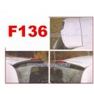 SPOILER ALETTONE  RENAULT CLIO 2    V6 3000 LOOK CON PRIMER   F136P E