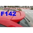 SPOILER ALETTONE  SEAT IBIZA 2002-2008   CON PRIMER  F142P E