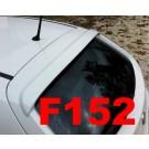 SPOILER ALETTONE ALFA MITO  SPORT PACK GREZZO  F152GkE CON COLLANTE