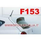 SPOILER ALETTONE ALFA MITO RACING CON PRIMER  F153PKE CON COLLANTE