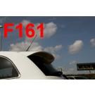 SPOILER ALETTONE FIAT  500   TIPO ABARTH LOOK  GREZZO F161GKE  CON COLLANTE BETALINK