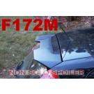 SPOILER ALETTONE FIAT GRANDE  PUNTO E  EVO  ABARTH  LOOK  CON PRIMER 3 5 PORTE  F172MP E