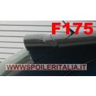 SPOILER ALETTONE  SEAT IBIZA 6J 2008 IN POI 3 PORTE  GREZZO   F175G E
